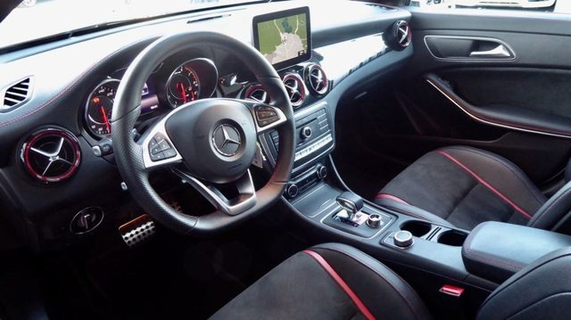 MERCEDES-BENZ CLA 45 AMG 4Matic Speedshift, Petrol, Second hand/used, Automatic