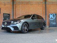 MERCEDES-BENZ E 220, Diesel, Ex-demonstrator(s), Automatic