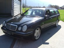MERCEDES-BENZ E 55 AMG, Petrol, Second hand/used, Automatic