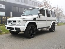 MERCEDES-BENZ G 500, Petrol, Second hand/used, Automatic