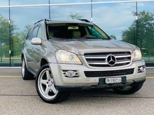 MERCEDES-BENZ GL 450, Diesel, Second hand/used, Automatic