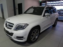 MERCEDES-BENZ GLK 220, Diesel, Second hand/used, Automatic