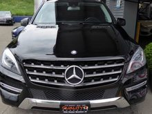 MERCEDES-BENZ ML 250, Diesel, Second hand/used, Automatic