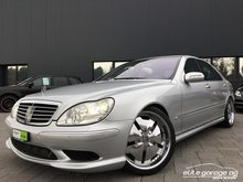 MERCEDES-BENZ S 55 AMG, Essence, Occasion / Utilisé, Automatique