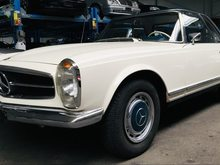 MERCEDES-BENZ SL 280, Petrol, Classic(s), Manual