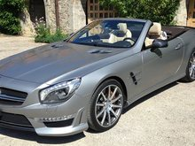 MERCEDES-BENZ SL 65 AMG, Petrol, Second hand/used, Automatic