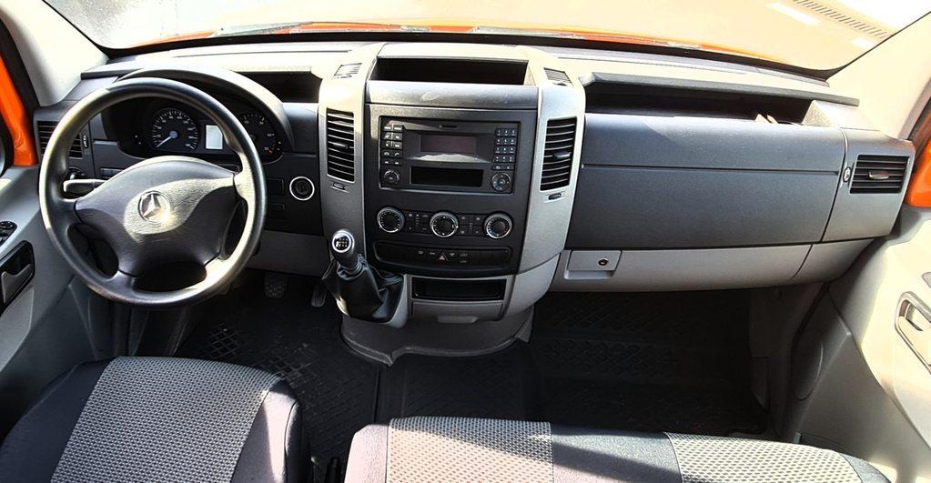 MERCEDES-BENZ Sprinter, , Occasion / Gebraucht, Handschaltung