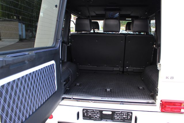 MERCEDES-BENZ G 55 BRABUS, Petrol, Second hand/used, Automatic