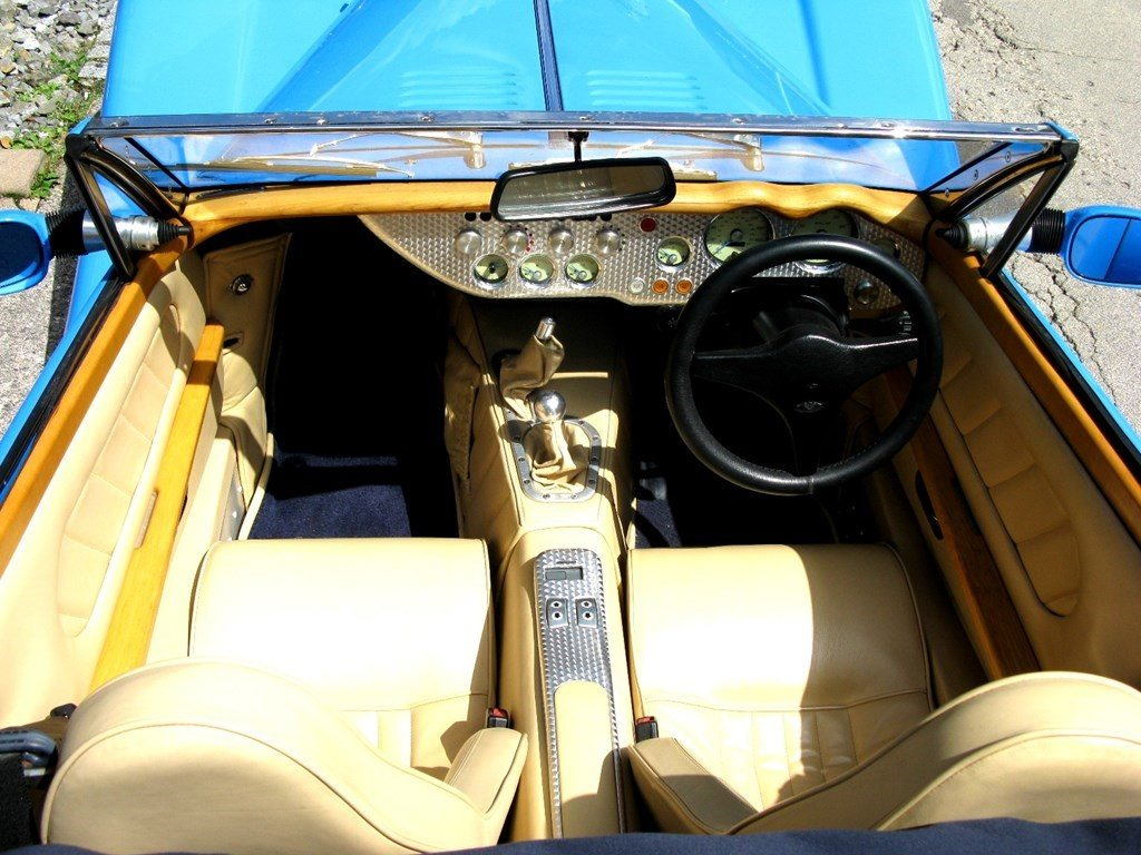 MORGAN AERO 8 4.4, Benzin, Occasion / Gebraucht, Handschaltung