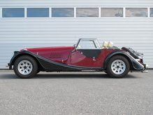 MORGAN PLUS, Essence, Automobiles de collection, Manuelle