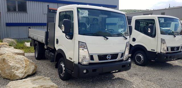 NISSAN NT400 35.13 L2 PRO, Diesel, Occasioni / Usate, Cambio manuale