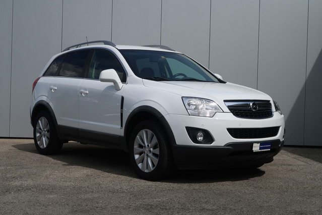 OPEL ANTARA 2.2 CDTI 4x4 AT Enjoy, Diesel, Second hand/used, Automatic