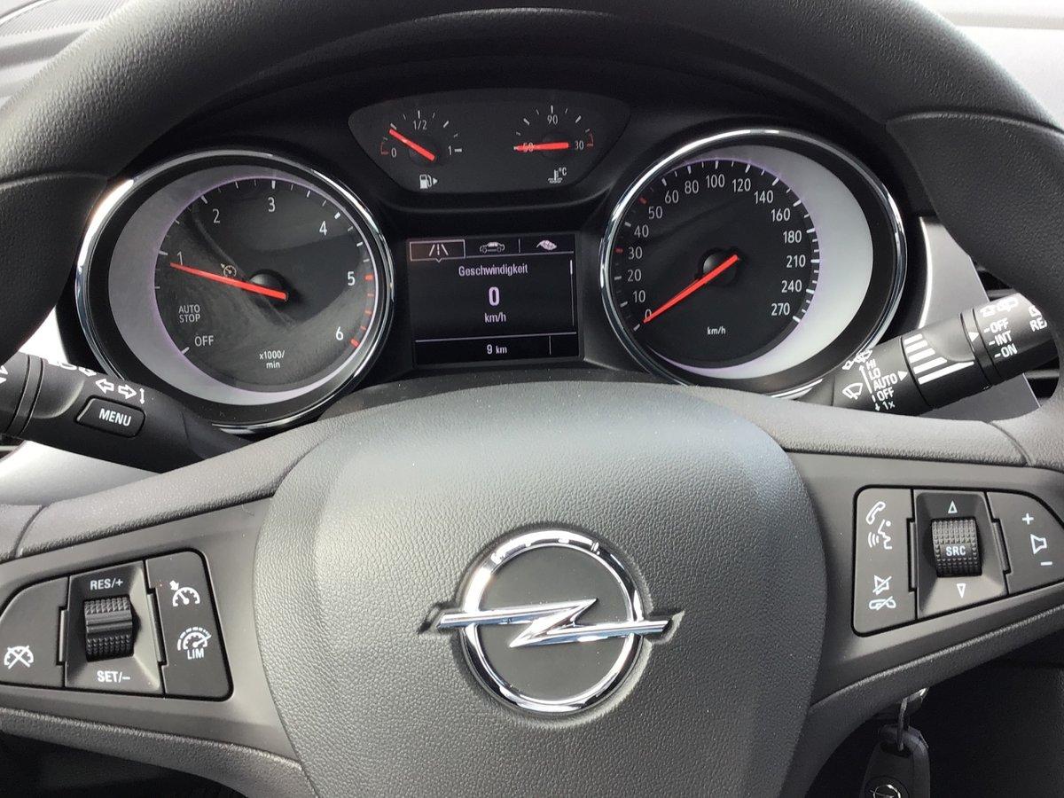 OPEL Astra 1.5 D Edition S/S, Diesel, Vorführwagen, Handschaltung