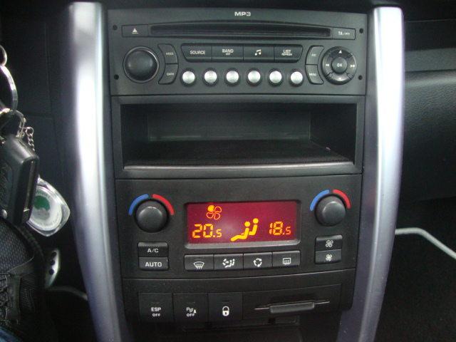 PEUGEOT 207 CC 1.6 16V Turbo Sport, Benzin, Occasion / Gebraucht, Handschaltung