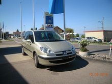 PEUGEOT 807, Diesel, Occasioni / Usate, Cambio manuale