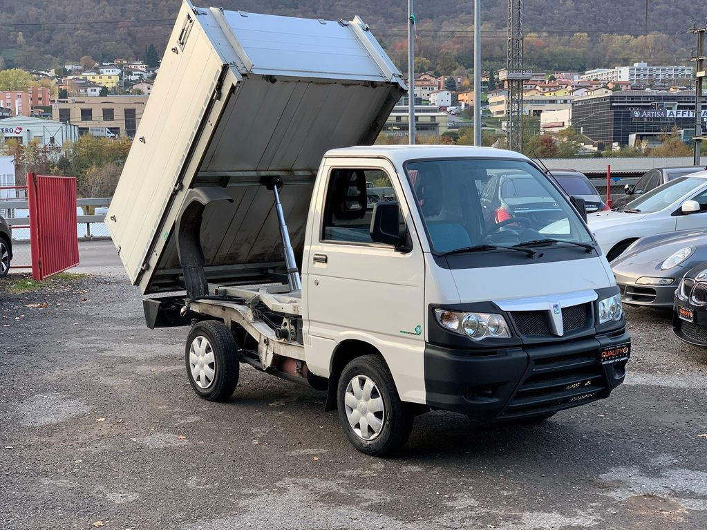 PIAGGIO Porter 1.3 CNG Standard, Erdgas (CNG) / benzin, Second hand/used, Manual