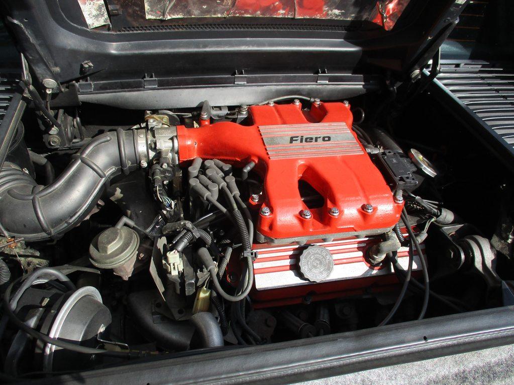 PONTIAC FIERO, Benzin, Oldtimer, Automat