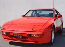 PORSCHE 944, Petrol, Second hand/used, Manual