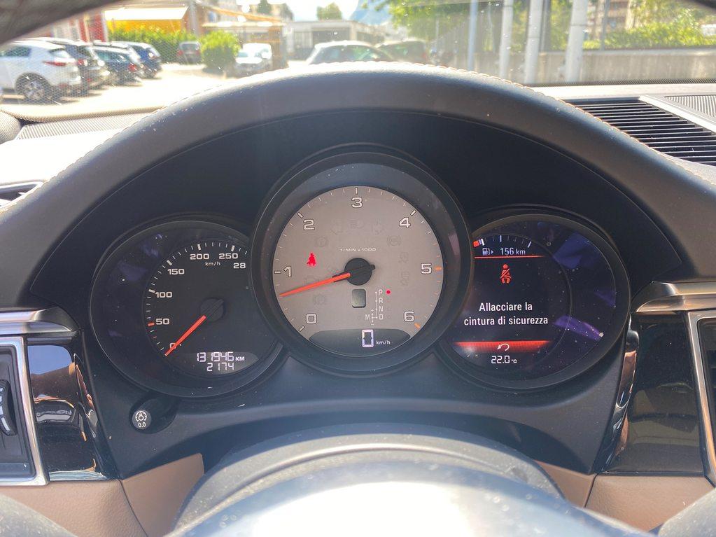 PORSCHE Macan S Diesel PDK, Diesel, Occasion / Gebraucht, Automat