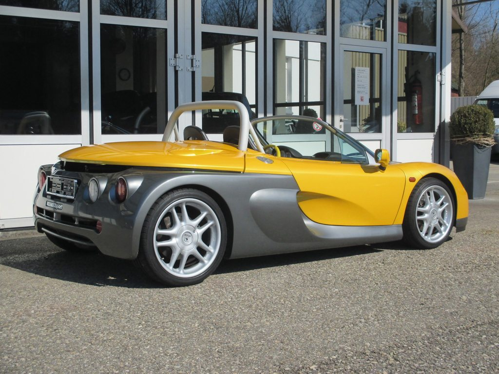 RENAULT Spider 2.0 16V, Benzina, Occasioni / Usate, Cambio manuale