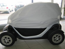 RENAULT TWIZY, Electric, Second hand/used, Automatic