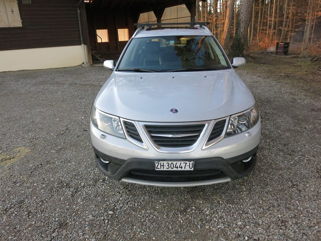 SAAB 9-3 X 2.0T XWD Automatic, Petrol, Second hand/used, Automatic