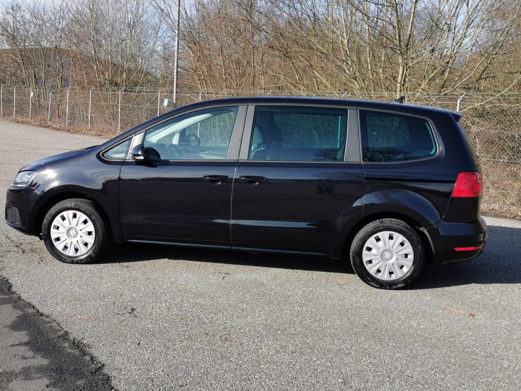 SEAT Alhambra 2.0 TDI 140 Reference DSG S/S, Diesel, Second hand/used, Automatic