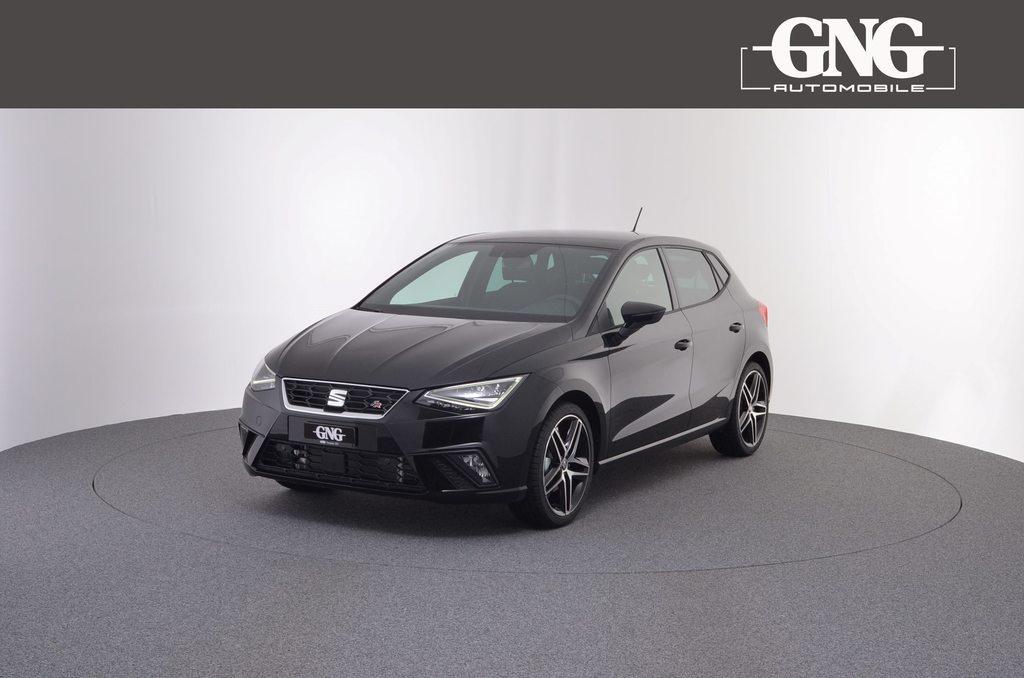 SEAT Ibiza 1.0 EcoTSI Hola FR DSG / 520194, Benzin, Neuwagen, Automat