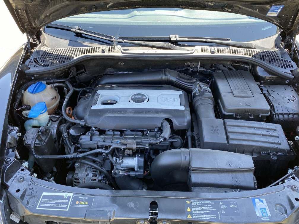 SKODA Octavia Scout 1.8 T-FSI 4x4, Benzin, Occasion / Gebraucht, Handschaltung
