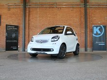 SMART FORTWO, Petrol, Ex-demonstrator(s), Automatic
