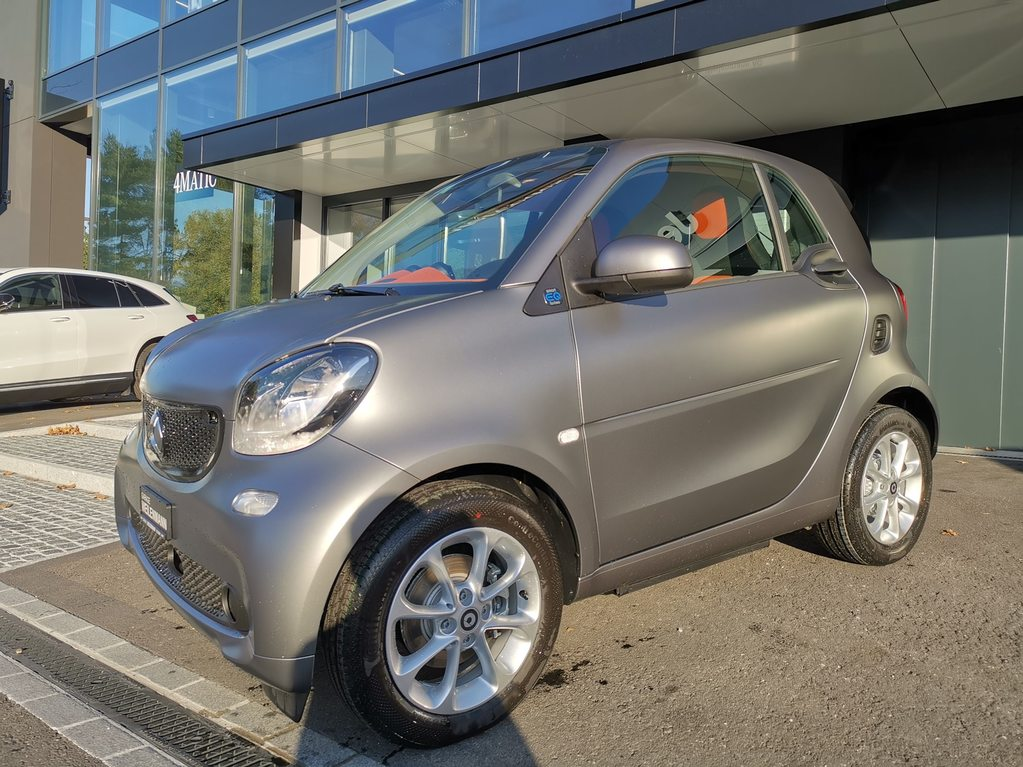 SMART fortwo EQ passion (incl. Batterie), Diesel, Occasion / Gebraucht, Automat
