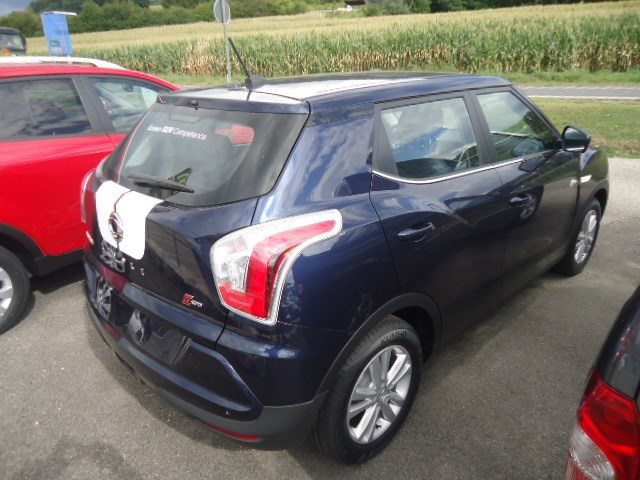 SSANG YONG Tivoli 1.6 eXDi ME Limited Edition 4WD Automatic, Diesel, Voitures neuves, Automatique