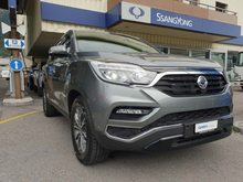 SSANG YONG REXTON, Diesel, New car(s), Automatic