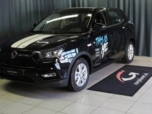 SSANG YONG TIVOLI, Diesel, Ex-demonstrator(s), Automatic