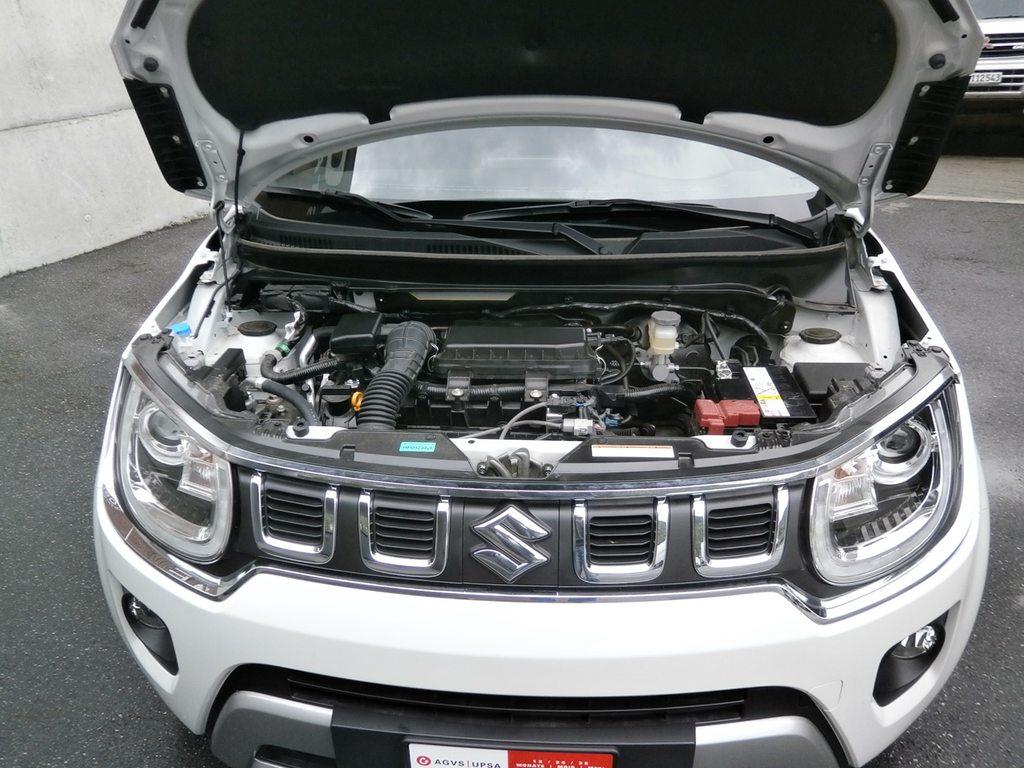 SUZUKI IGNIS Compact Hybrid, Benzin, Neuwagen,