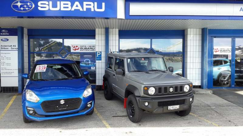 SUZUKI Jimny 1.5 Compact+, Petrol, Ex-demonstrator(s), Manual