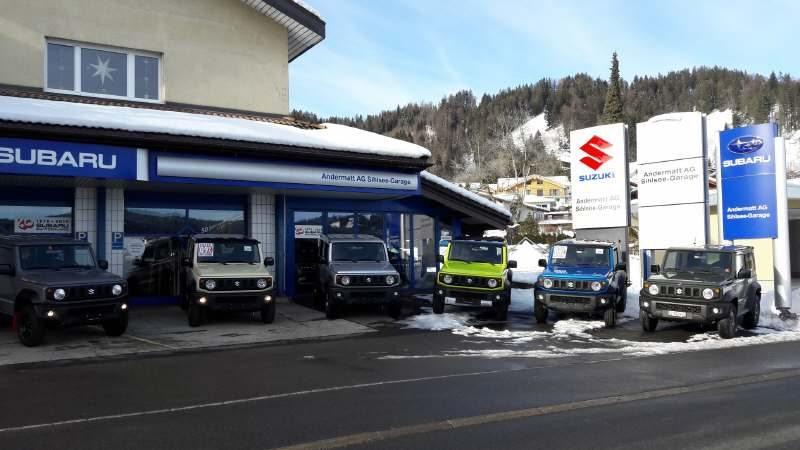 SUZUKI Jimny 1.5 Compact+, Benzina, Chilometro zero, Cambio manuale