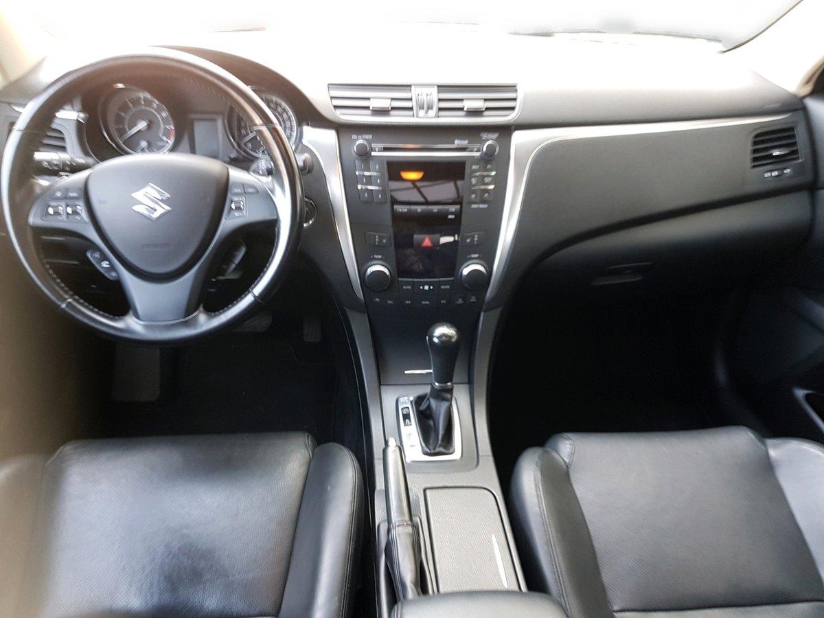 SUZUKI Kizashi 2.4 VVT GL Top CVT 4x4, Benzin, Vorführwagen, Automat