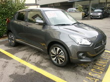 SUZUKI SWIFT, Petrol, New car(s), Automatic