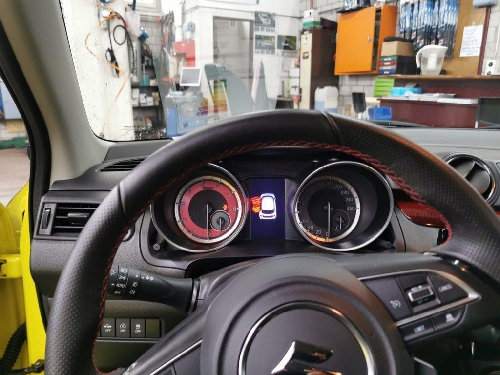 SUZUKI Swift 1.4 T Sport Compact Top, Benzin, Neuwagen, Handschaltung