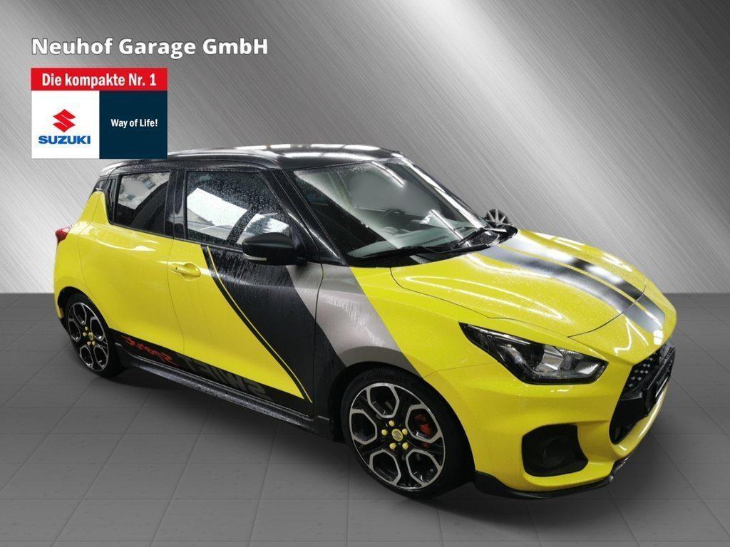SUZUKI Swift 1.4 T Sport Compact Top, Benzin, Vorführwagen, Handschaltung
