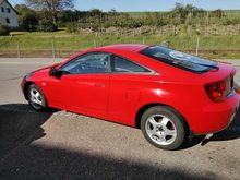 TOYOTA CELICA, Petrol, Second hand/used, Manual
