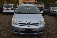 TOYOTA COROLLA VERSO, Diesel, Second hand/used, Manual