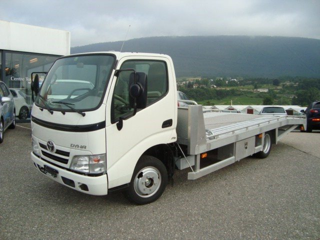 TOYOTA Dyna 150 3.0L D-4D, Diesel, Second hand/used, Manual
