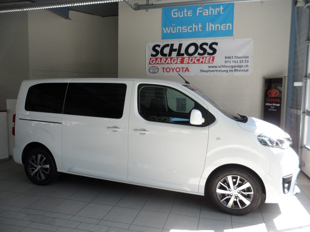 TOYOTA PROACE Verso 2.0 D-4D Trend Medium, Diesel, New car(s), Manual