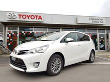 TOYOTA VERSO, Petrol, Second hand/used, Automatic