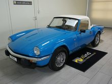TRIUMPH SPITFIRE, Petrol, Second hand/used, Manual