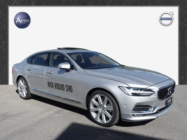 VOLVO S90 D5 AWD Inscription, Diesel, Occasion / Gebraucht, Automat