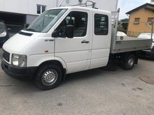 VW LT, Diesel, Occasioni / Usate, Cambio manuale