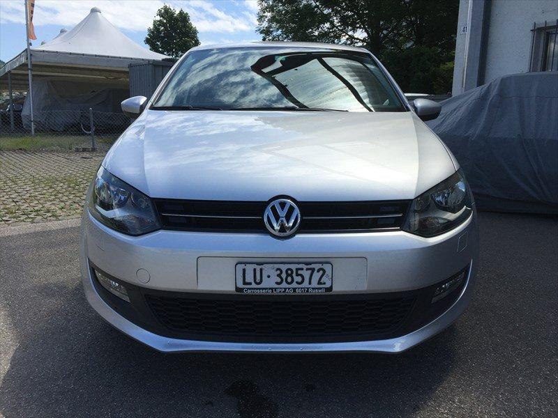 VW POLO Modell 2009-, Benzin, Occasion / Gebraucht, Handschaltung